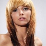 coiffure meche coloration